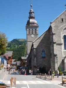 église le grand bornant