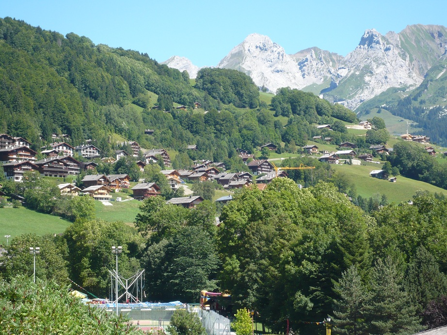 Histoire de la station de ski du grand bornand - Office du tourisme grand bornand chinaillon ...