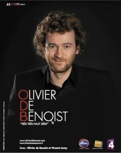 Olivier de Benoit au Grand bornand
