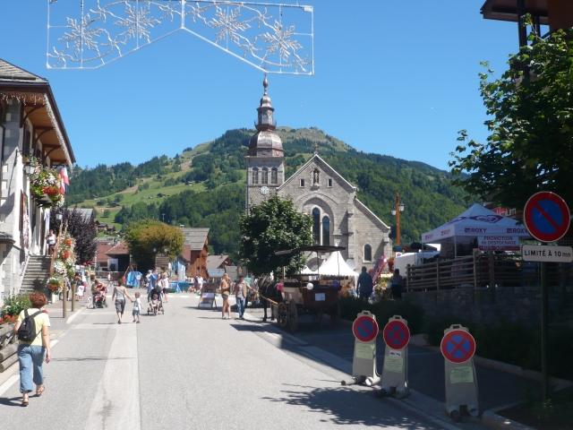 Station grand bornand le grand bornand - Office du tourisme le grand bornand village ...