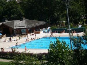 piscine grand bornand